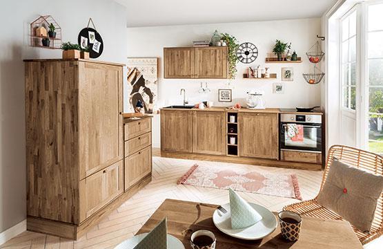 Küche Mediterano in Wildeiche