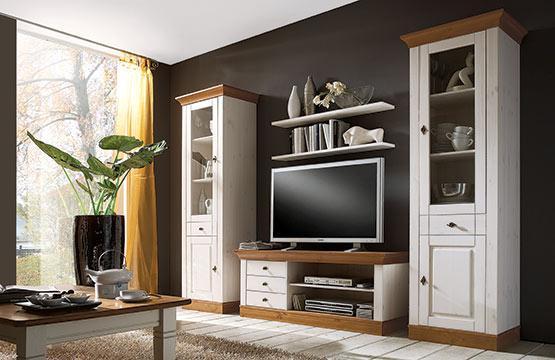 Wohnzimmer Romantico