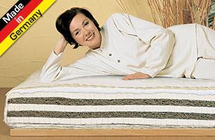 matratzen 100 naturlatex 100 naturfaser. Black Bedroom Furniture Sets. Home Design Ideas