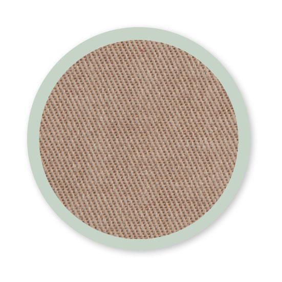 Glen - gute Qualität in Baumwolle<br>hier die Standardfarbe dunkelbeige