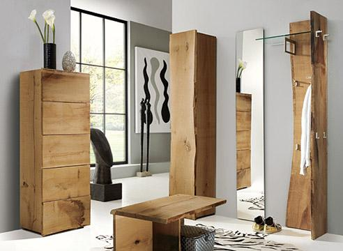 dielenm bel aus massivholz. Black Bedroom Furniture Sets. Home Design Ideas