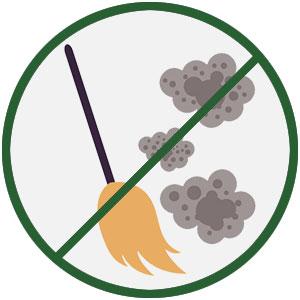 Hausstaubmilben-Allergie