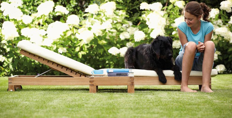 Im Garten entspannen - Gartenliegen, Hängematten & mehr - Jetzt entdecken!