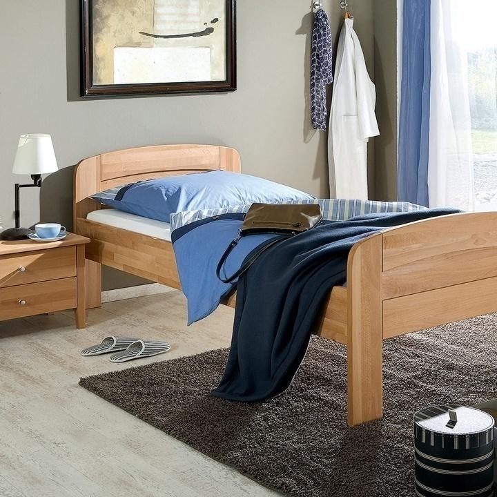 Faszinierendes Bett in Komforthöhe