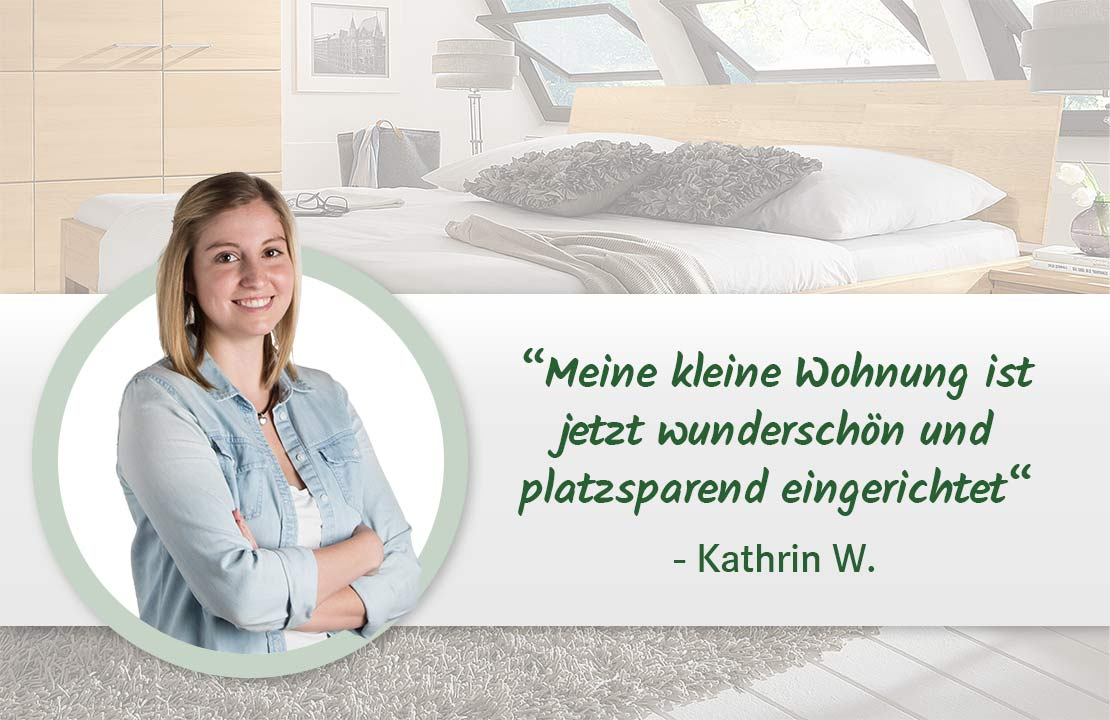 Kathrins erste Wohnung