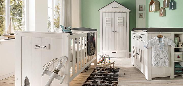 Babyzimmer-Programm Sunny