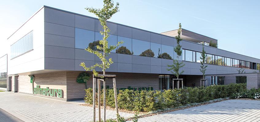 Unser neues Firmengebäude