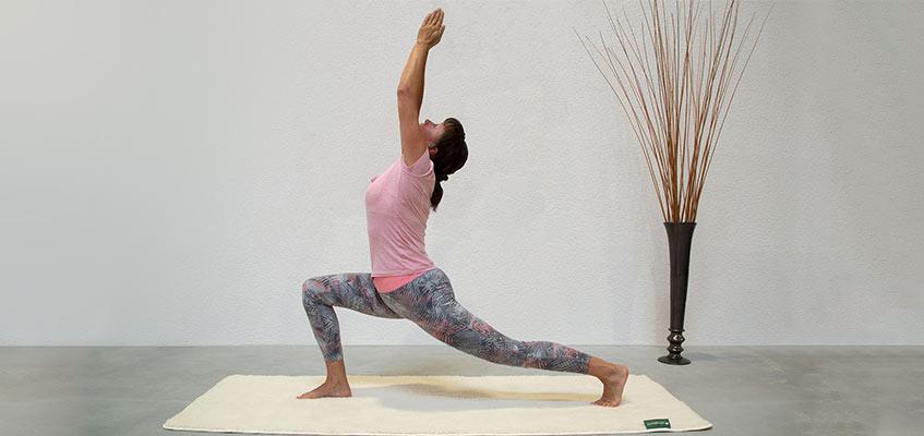 Yoga bei allnatura