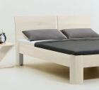 "Doppelbett ""Cubus 02"" - Diverse Oberflächen"