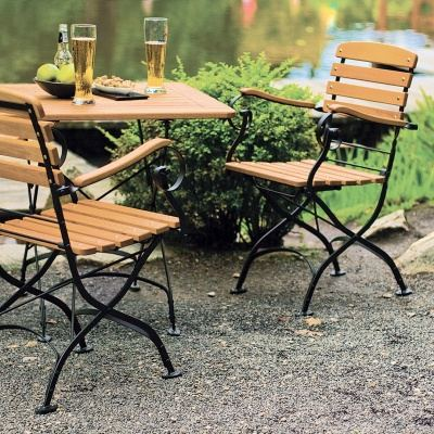 Empfehlung: Gartenstuhl aus ökologischer Herstellung  von allnatura*
