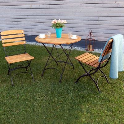 Empfehlung: Umweltfreundliches Gartenmöbel-Set Avio  von allnatura*