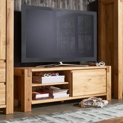 Empfehlung: Lowboard Wohnzimmermöbel Massivholz Eiche  von allnatura*