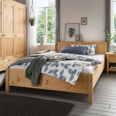 Empfehlung: Bett Massivholz ökologische Kiefer  von allnatura*