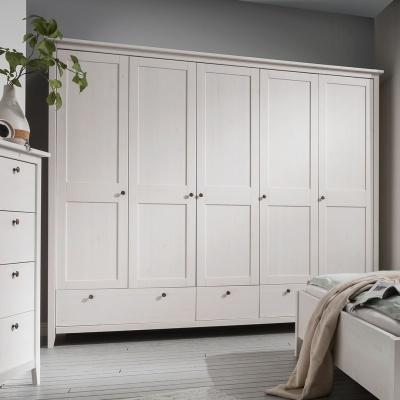 Empfehlung: Kleiderschrank umweltgerecht hergestellt Massivholz  von allnatura*