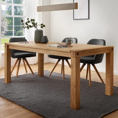 Empfehlung: Esstisch Wohnzimmermöbel Massivholz Eiche  von allnatura*