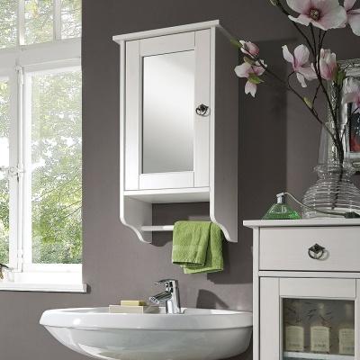 Empfehlung: Badezimmer Spiegelschrank – Zertifiziertes Kiefernholz  von allnatura*