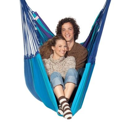 Empfehlung: Hängesessel 150 kg belastbar Baumwolle Bio Fairtrade  von allnatura*