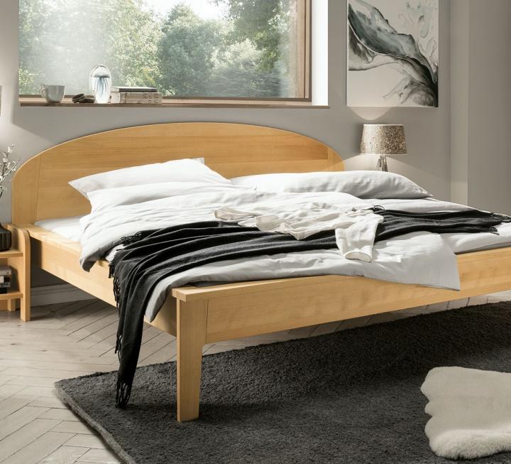 """Einzelbett und Doppelbett """"Astoria 01"""" - Schnäppchen 2127-1646"""