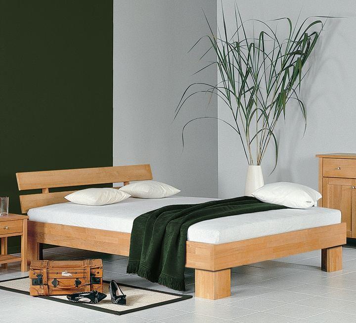 """Einzelbett und Doppelbett """"Monea"""" - Schnäppchen 2127-2113"""