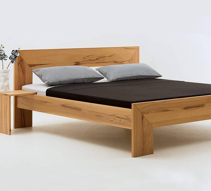 Massivholzbetten design  Massivholzbetten in modernem Design