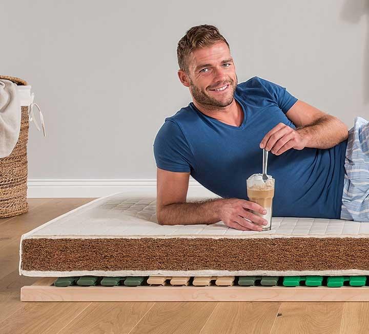 vegane matratzen keine tierischen grundstoffe. Black Bedroom Furniture Sets. Home Design Ideas