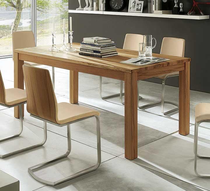 esstische esstisch und tisch aus kernbuche massiv. Black Bedroom Furniture Sets. Home Design Ideas