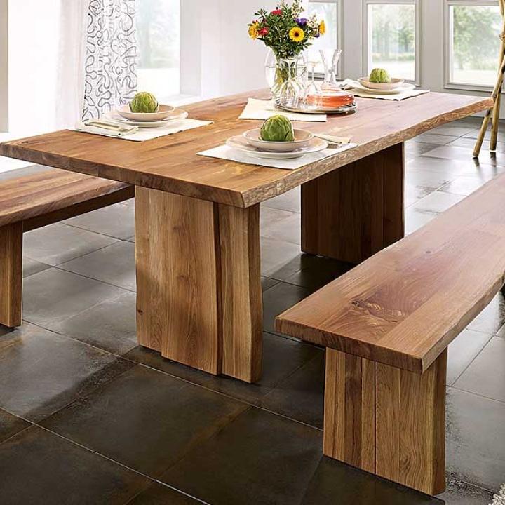 eichenholz tisch elegant eichenholz tisch with eichenholz tisch project tutorial esstisch aus. Black Bedroom Furniture Sets. Home Design Ideas
