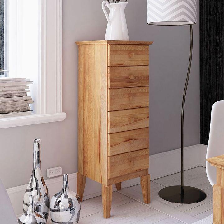 einzelbett und doppelbett daria 100 massivholz. Black Bedroom Furniture Sets. Home Design Ideas