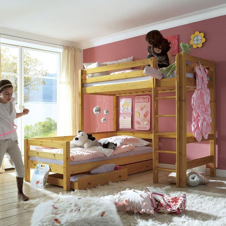 "Mini-Hochbett ""Kiddy"" - Umbau-Sets"