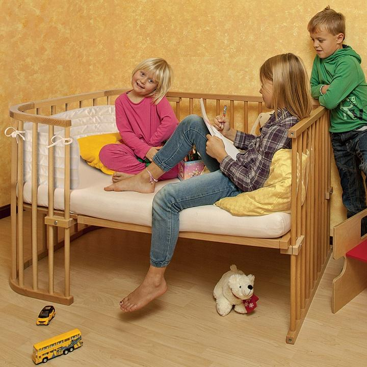 """Umbau-Sets für Beistellbett """"Piccino by babybay"""""""
