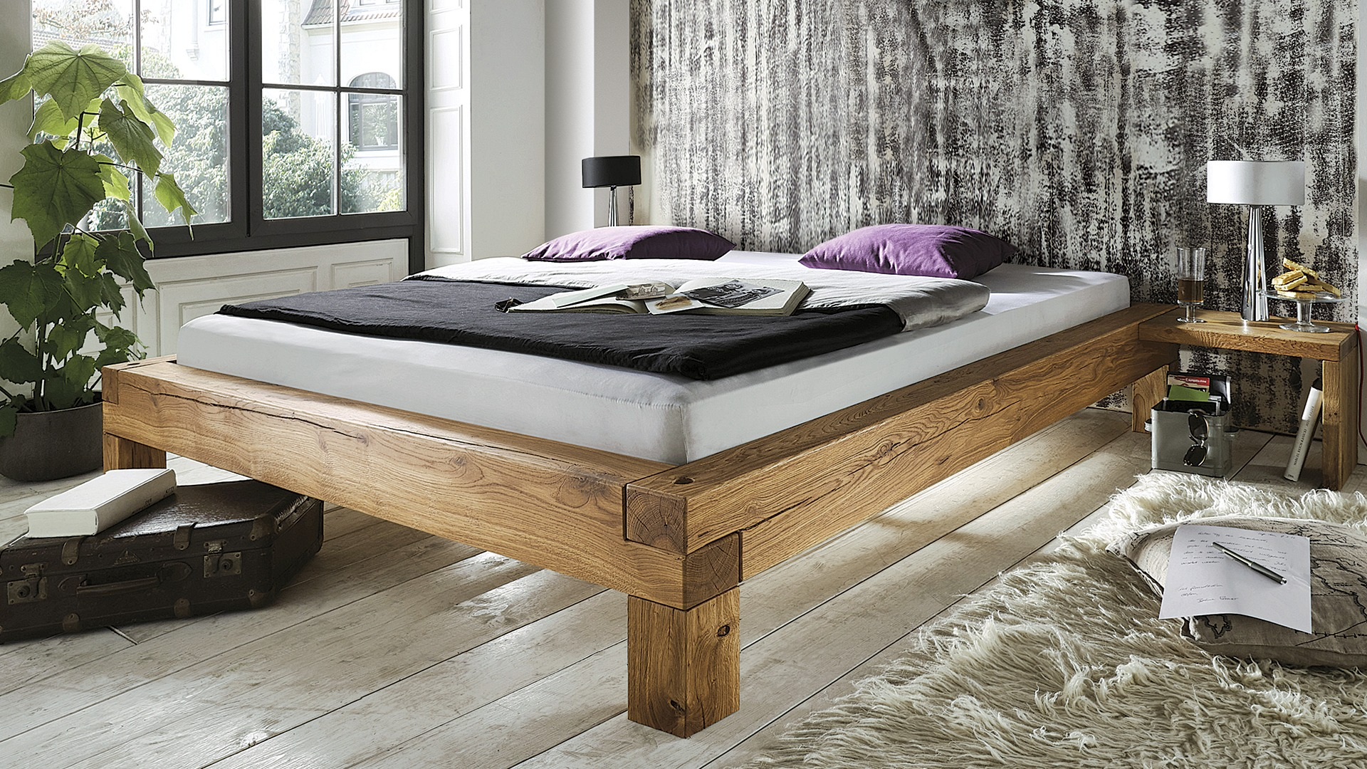 doppelbett madea. Black Bedroom Furniture Sets. Home Design Ideas