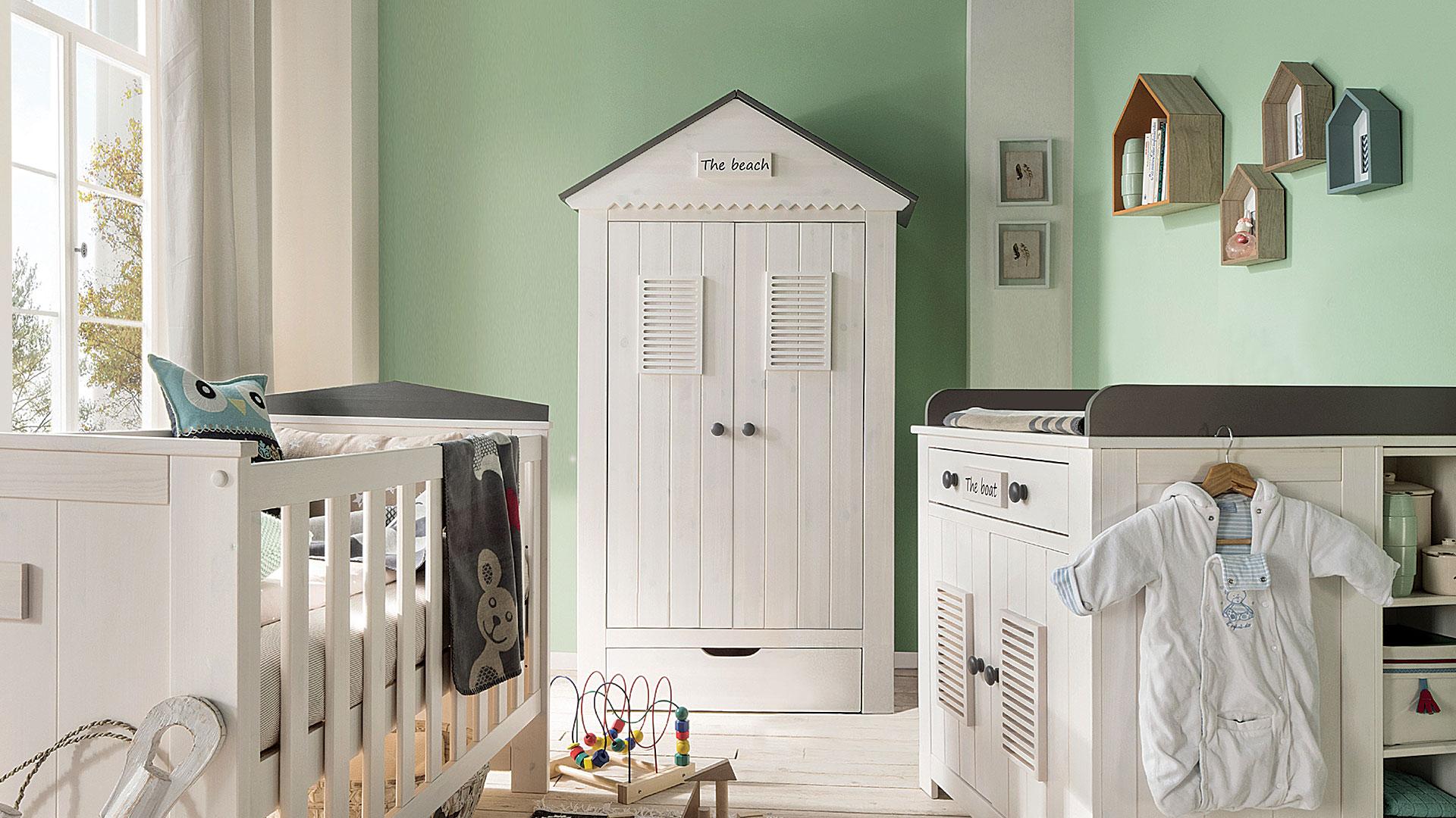 kleiderschrank sunny massiv kiefer. Black Bedroom Furniture Sets. Home Design Ideas