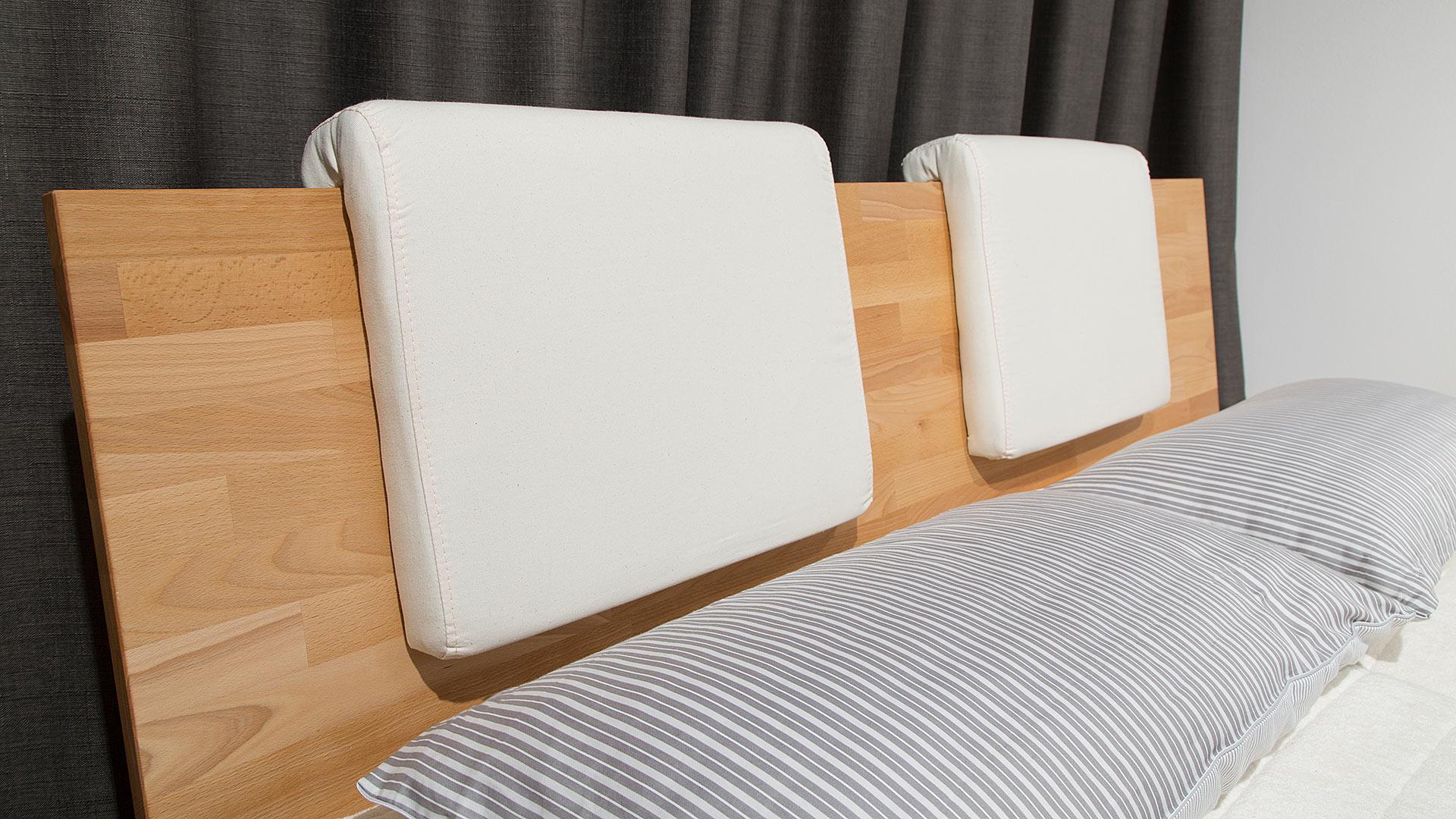 kopfteil polster svariata. Black Bedroom Furniture Sets. Home Design Ideas
