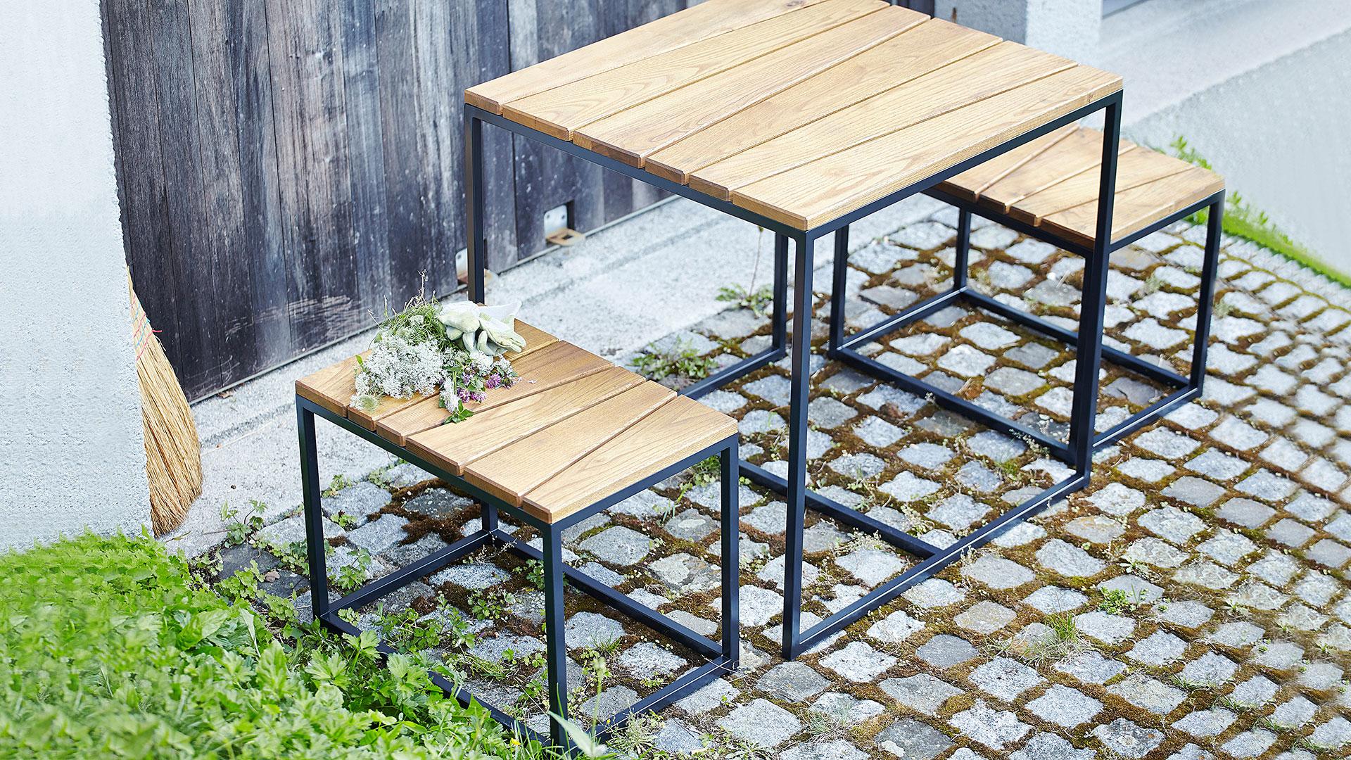 Gartenmöbel-Set \