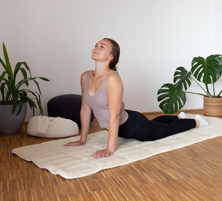 "Yogamatte ""Pecora"""