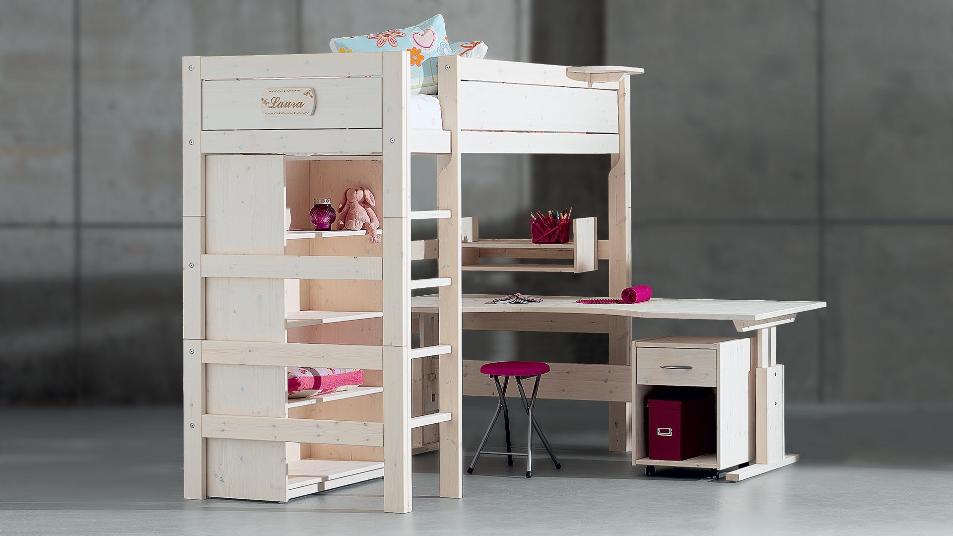 Etagenbett Hoch : Hochbetten für das kinderzimmer u erfahrungswerte