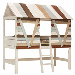 hochbett prima baumhaus. Black Bedroom Furniture Sets. Home Design Ideas