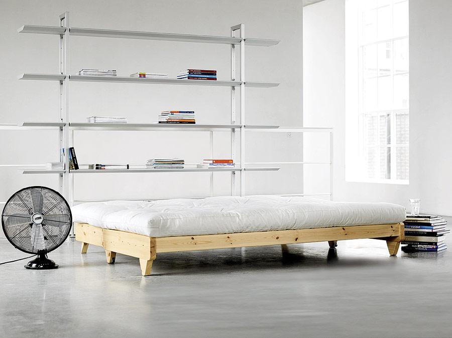 futon schlafsofa tasumo. Black Bedroom Furniture Sets. Home Design Ideas