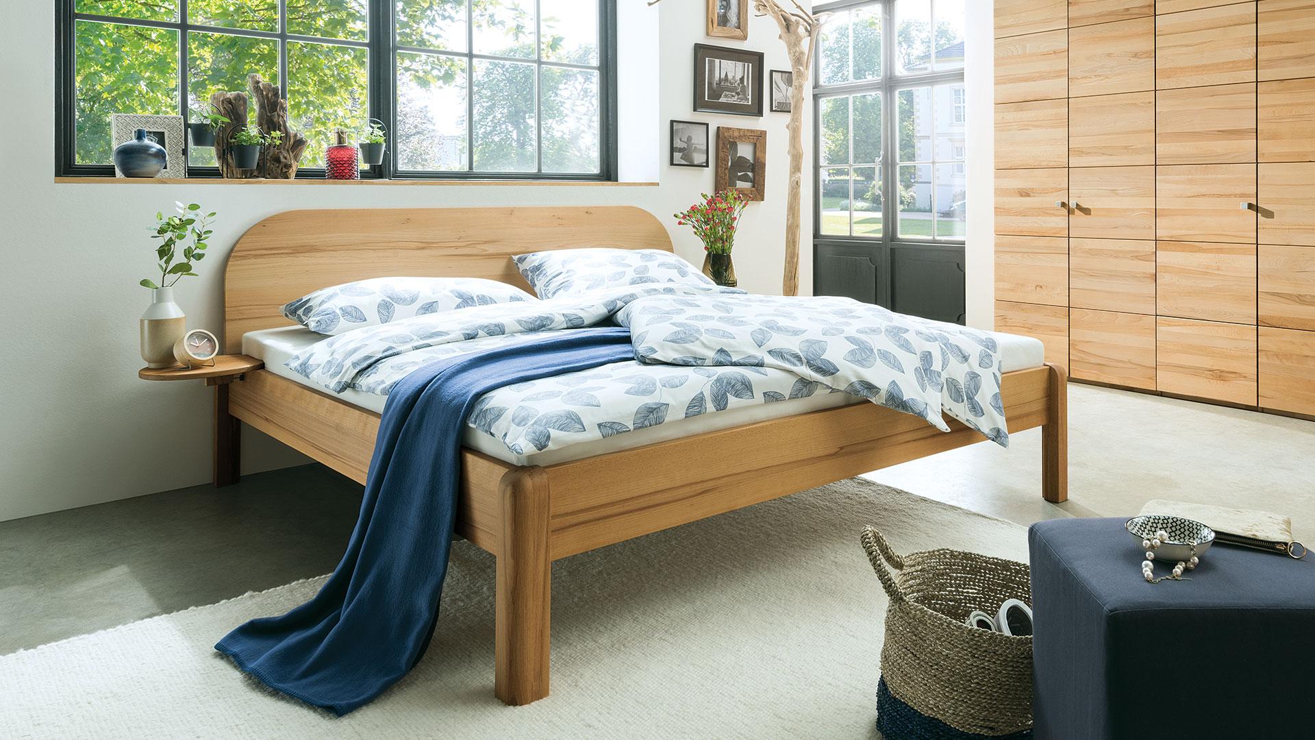 Allnatura Betten einzelbett und doppelbett siena 01 allnatura de