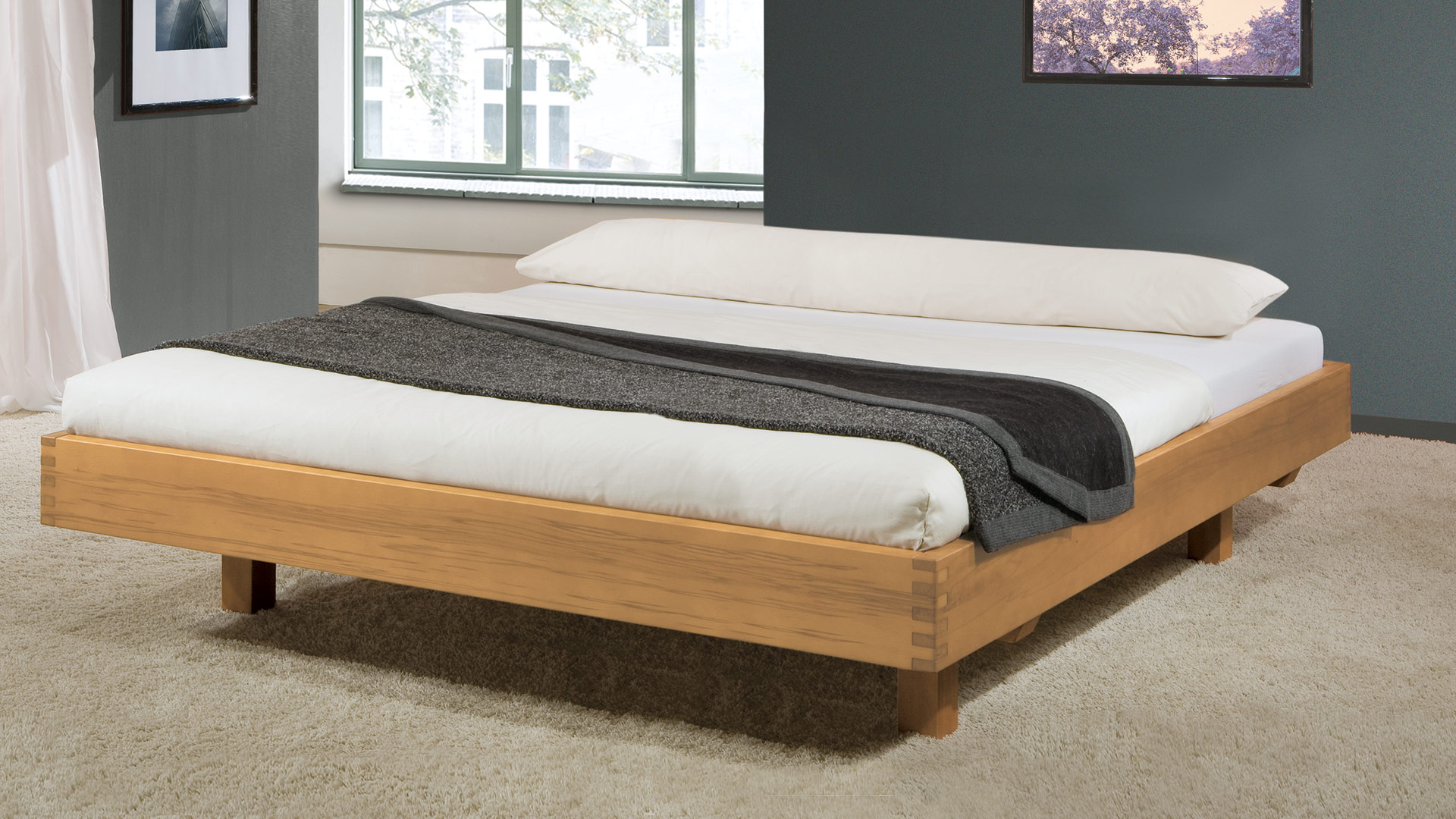 Allnatura Betten einzelbett und doppelbett verona liege allnatura de