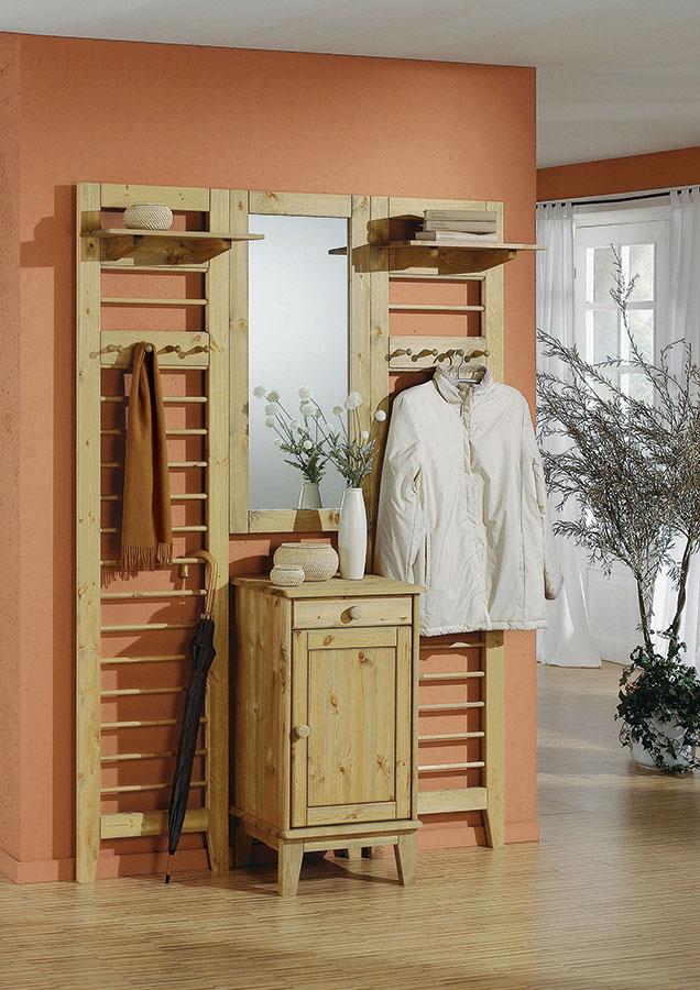 garderoben regalsystem ingresso. Black Bedroom Furniture Sets. Home Design Ideas
