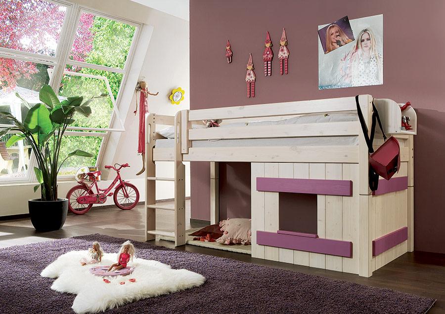 Naturholzmöbel Etagenbett : Kinderzimmermöbel ludwigsburg dan natura tamm naturholzmöbel