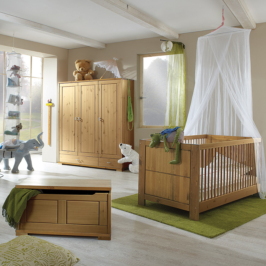 babyzimmer holz. Black Bedroom Furniture Sets. Home Design Ideas