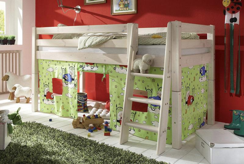 jugendbett kiddy umbau sets. Black Bedroom Furniture Sets. Home Design Ideas
