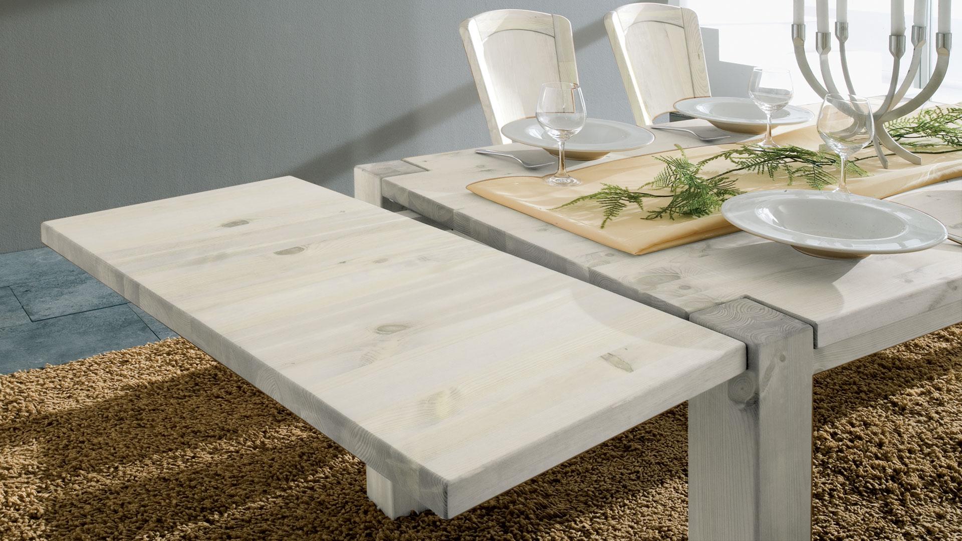 tischplatte wei holz. Black Bedroom Furniture Sets. Home Design Ideas