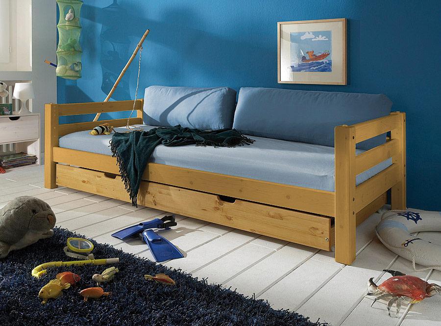 Ausziehbett kiddy for Jugendzimmer mit ausziehbett