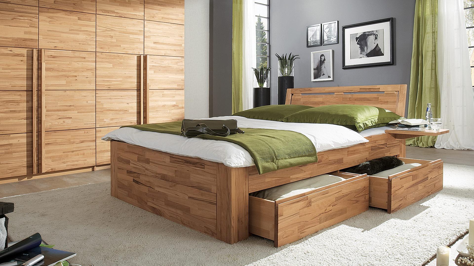 schubkastenbett letizia. Black Bedroom Furniture Sets. Home Design Ideas
