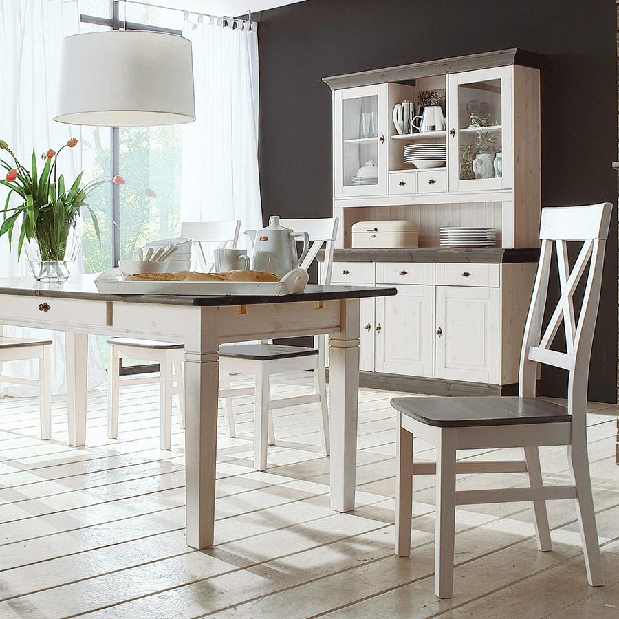 anrichte romantico. Black Bedroom Furniture Sets. Home Design Ideas