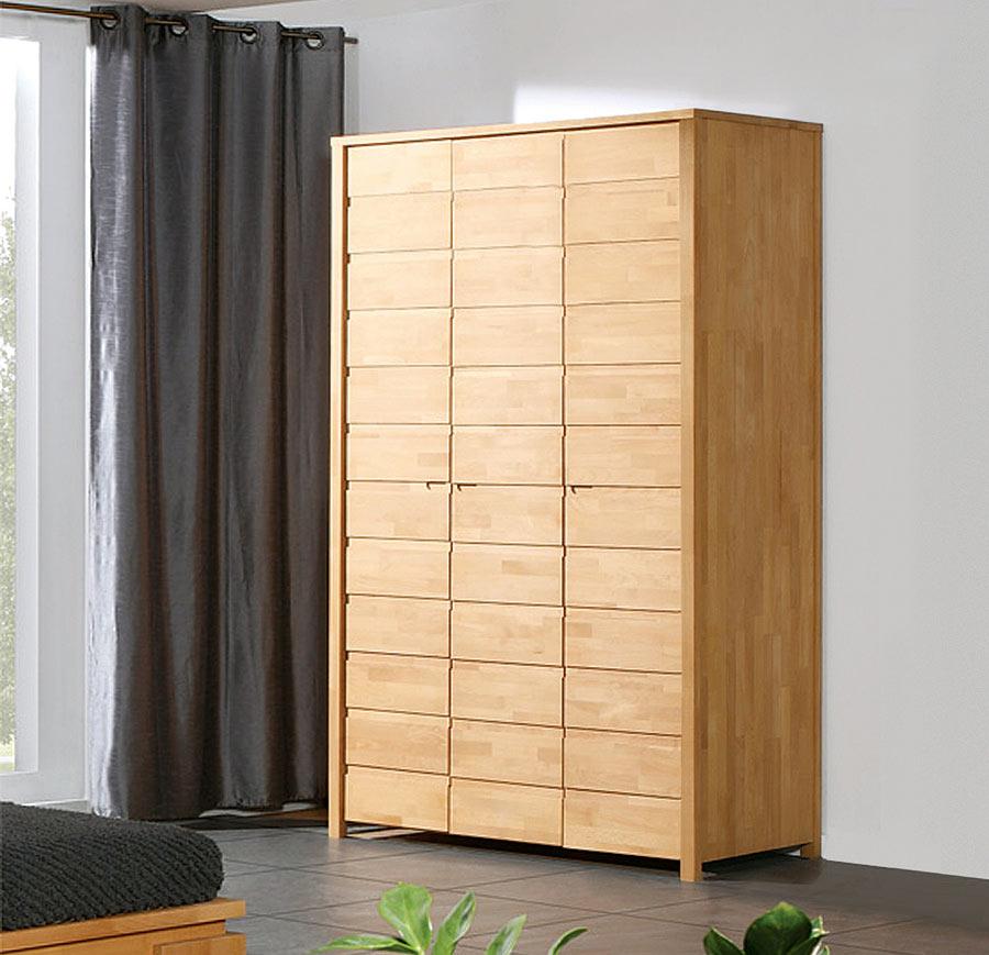 kleiderschrank holz modern. Black Bedroom Furniture Sets. Home Design Ideas