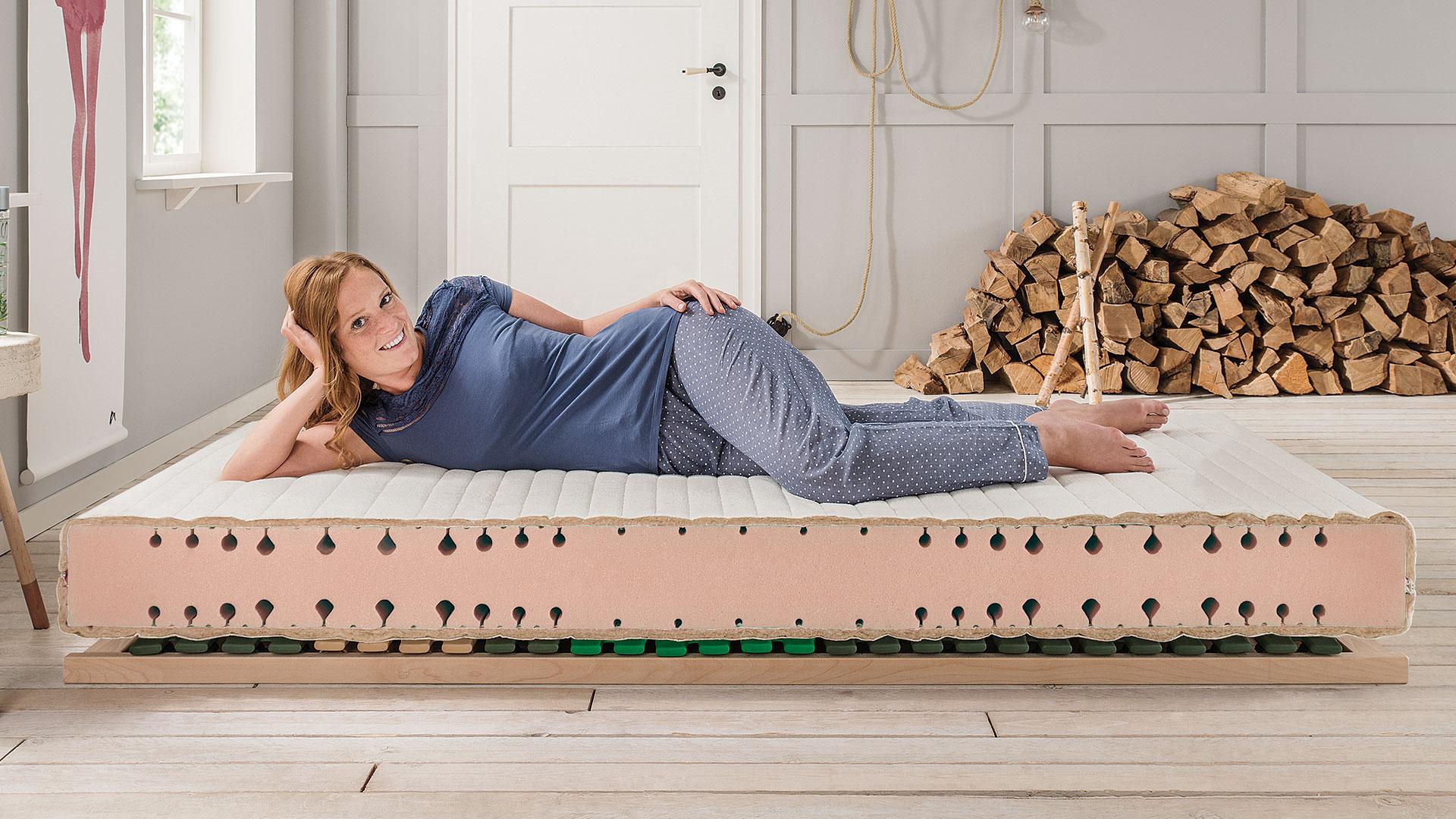 kaltschaum matratze dormisana. Black Bedroom Furniture Sets. Home Design Ideas